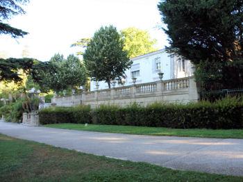 parc de la maison blanche