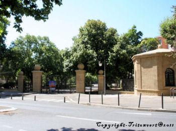Parcs et jardins d 39 aix en provence - Parc jourdan aix en provence ...