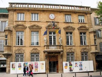 Les monuments de salon de provence - Salon des gourmets salon de provence ...