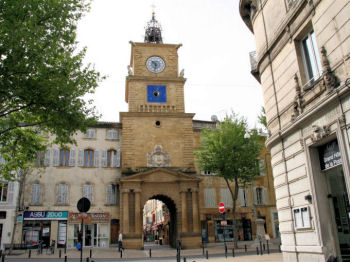 Les monuments de salon de provence - Mairie de salon de provence recrutement ...